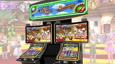 Wizard of Oz Munchkinland Slot Machine