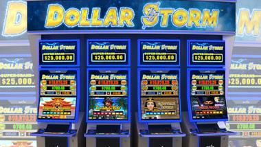 Dollar Storm slot machines