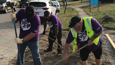 Hollywood Dayton helps Habitat for Humanity October 2020